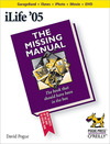 Livre numrique iLife &#x27;05: The Missing Manual