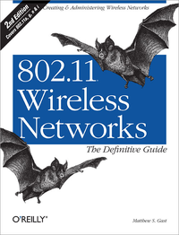 Livre numérique 802.11 Wireless Networks: The Definitive Guide