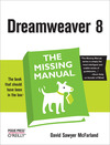 Livre numérique Dreamweaver 8: The Missing Manual