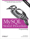 Livre numrique MySQL Stored Procedure Programming