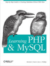 Livre numrique Learning PHP and MySQL