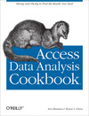 Livre numérique Access Data Analysis Cookbook