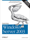 Livre numérique Learning Windows Server 2003