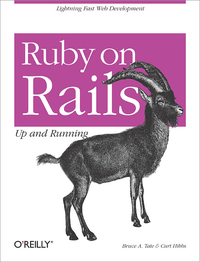 Livre numrique Ruby on Rails: Up and Running