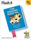 Livre numérique Flash 8: The Missing Manual