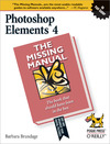Livre numérique Photoshop Elements 4: The Missing Manual