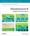 Livre numrique Dreamweaver 8 Design and Construction
