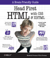 Livre numrique Head First HTML with CSS &amp; XHTML