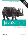 Livre numérique JavaScript: The Definitive Guide
