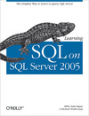 Livre numérique Learning SQL on SQL Server 2005