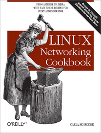 Livre numrique Linux Networking Cookbook