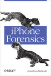 Livre numrique iPhone Forensics
