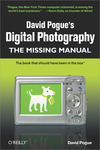 Livre numérique David Pogue's Digital Photography: The Missing Manual