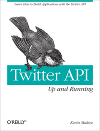 Livre numrique Twitter API: Up and Running