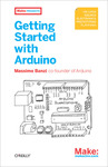 Livre numrique Getting Started with Arduino
