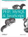 Livre numérique Learning PHP, MySQL, and JavaScript