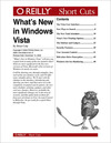 Livre numérique What's New in Windows Vista?