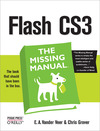 Livre numérique Flash CS3: The Missing Manual
