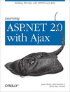 Livre numrique Learning ASP.NET 2.0 with AJAX