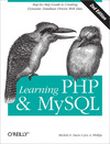 Livre numrique Learning PHP &amp; MySQL