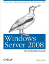 Livre numrique Windows Server 2008: The Definitive Guide