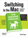 Livre numérique Switching to the Mac: The Missing Manual, Leopard Edition
