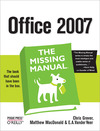 Livre numrique Office 2007: The Missing Manual
