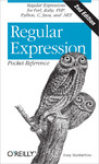 Livre numrique Regular Expression Pocket Reference
