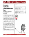 Livre numérique Agile Enterprise Application Development with Flex