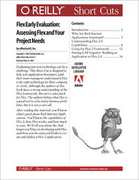 Livre numérique Flex Early Evaluation: Assessing Flex and Your Project Needs