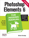 Livre numérique Photoshop Elements 6: The Missing Manual