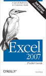 Livre numrique Excel 2007 Pocket Guide