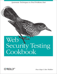 Livre numrique Web Security Testing Cookbook