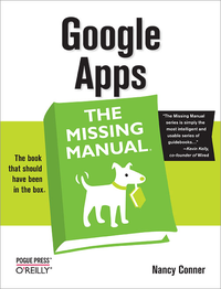 Livre numrique Google Apps: The Missing Manual