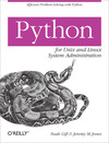 Livre numrique Python for Unix and Linux System Administration