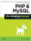 Livre numrique PHP &amp; MySQL: The Missing Manual