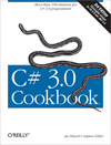 Livre numrique C# 3.0 Cookbook
