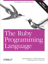 Livre numérique The Ruby Programming Language