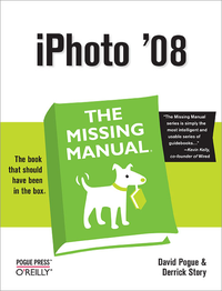 Livre numérique iPhoto '08: The Missing Manual