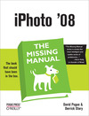 Livre numrique iPhoto &#x27;08: The Missing Manual