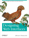 Livre numrique Designing Web Interfaces