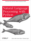Livre numérique Natural Language Processing with Python