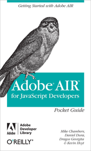 Livre numérique AIR for Javascript Developers Pocket Guide