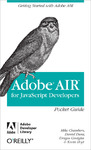 Livre numrique AIR for Javascript Developers Pocket Guide