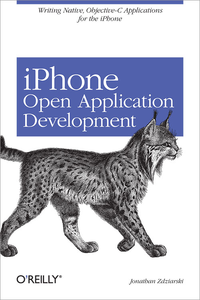 Livre numérique iPhone Open Application Development