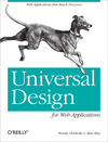 Livre numérique Universal Design for Web Applications