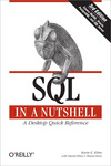 Livre numrique SQL in a Nutshell