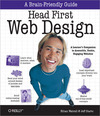 Livre numrique Head First Web Design