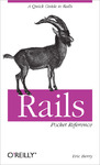 Livre numrique Rails Pocket Reference
