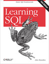 Livre numrique Learning SQL